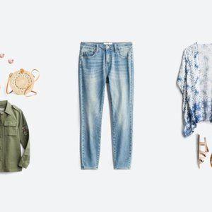 "EUC PISTOLA Arielle Skinny Jean  8 | 28"" Inseam"